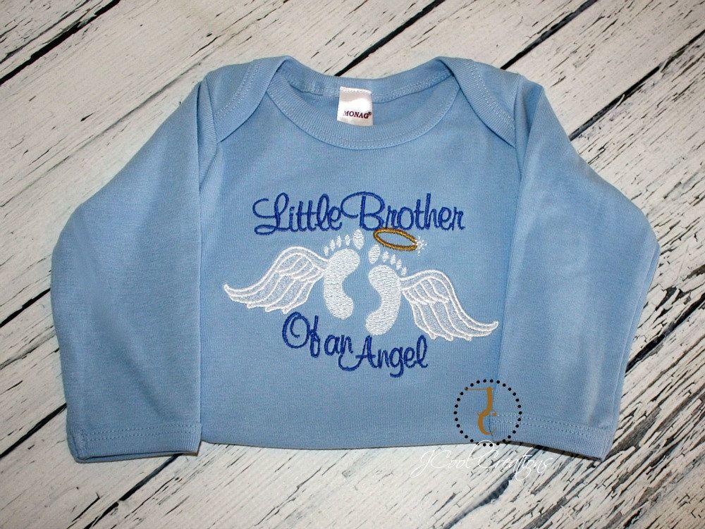 Rainbow Baby Rainbow Baby Clothes Little Brother Shirt Rainbow