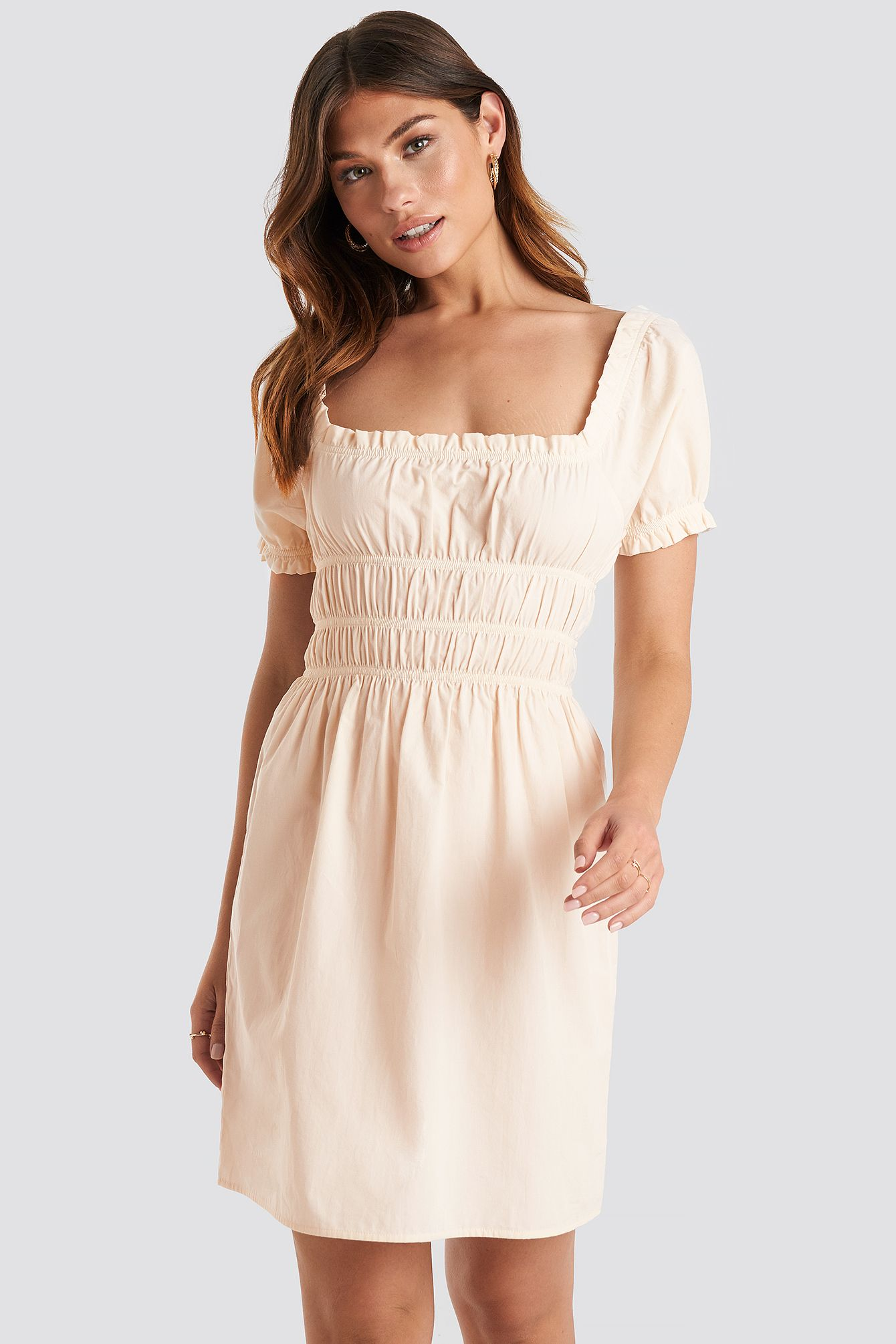 Photo of Summer dress – cream