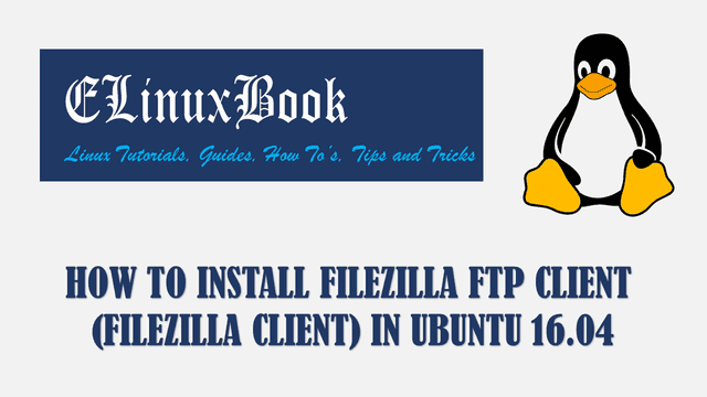 install filezilla client linux mint