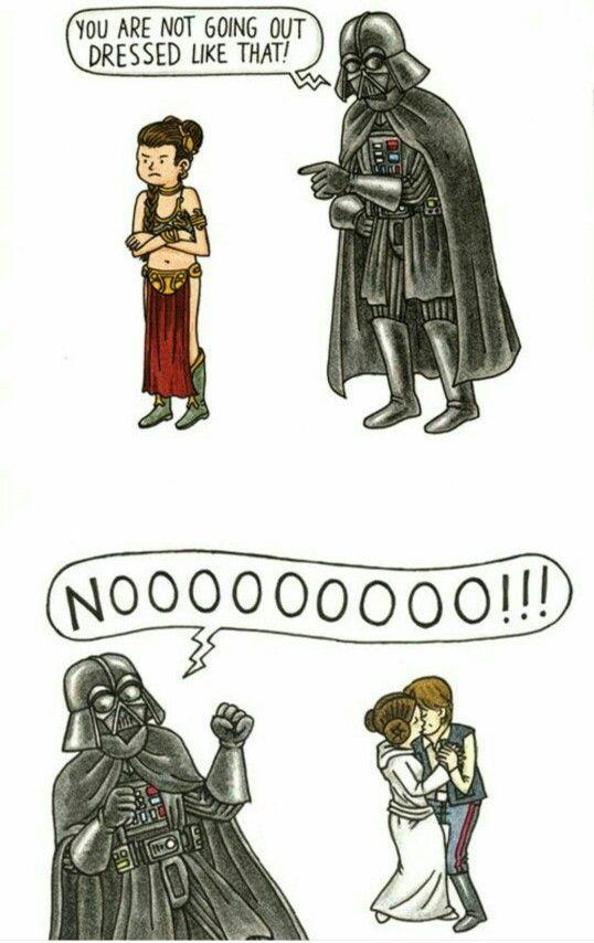 Darth Vader Noooo Meme : darth, vader, noooo, собираешься, идти, этом!, 2)Неееееееет, Comics,, Nerd,, Drawings