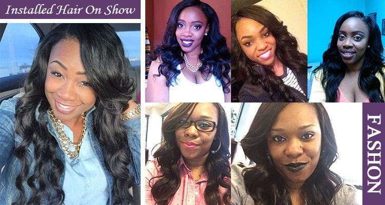 Share our proud & beautiful customers today. We are pround of you. #dreamvirginhair# click to send us email for inquiry dreamhairfactory@163.com