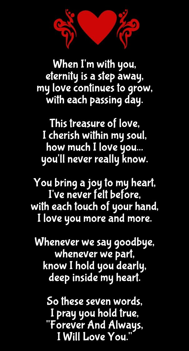 Best erotic letter love poem romantic