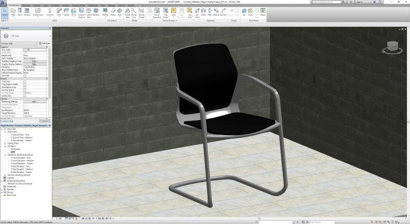 Astonishing Chair Revit Models Chair Models Pinterest Chair Andrewgaddart Wooden Chair Designs For Living Room Andrewgaddartcom