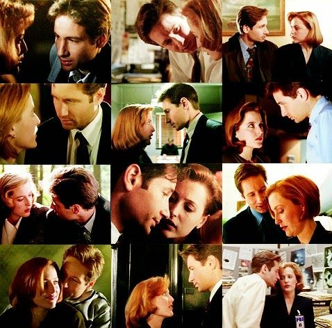 [Casal Fofo] Dana Scully e Fox Mulder - Mente Hipercriativa