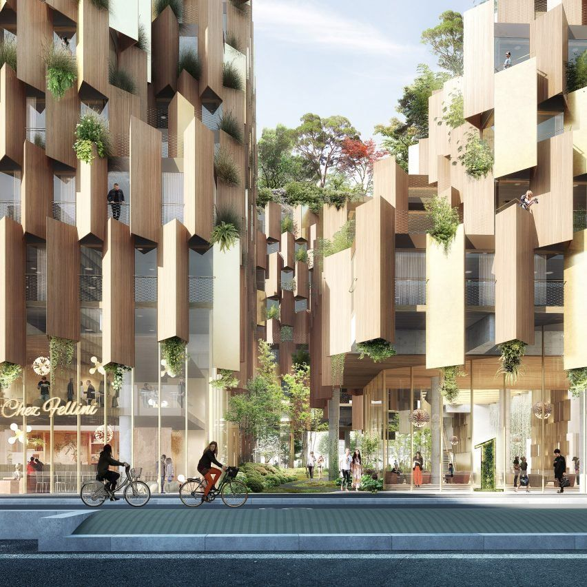 Latest Dezeen Mail includes Kengo Kuma's plant-covered hotel and Amanda Levete's V&A extension