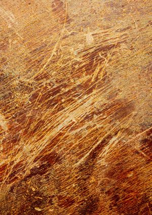 How To Fix Scratches On Wood   Quick Tip