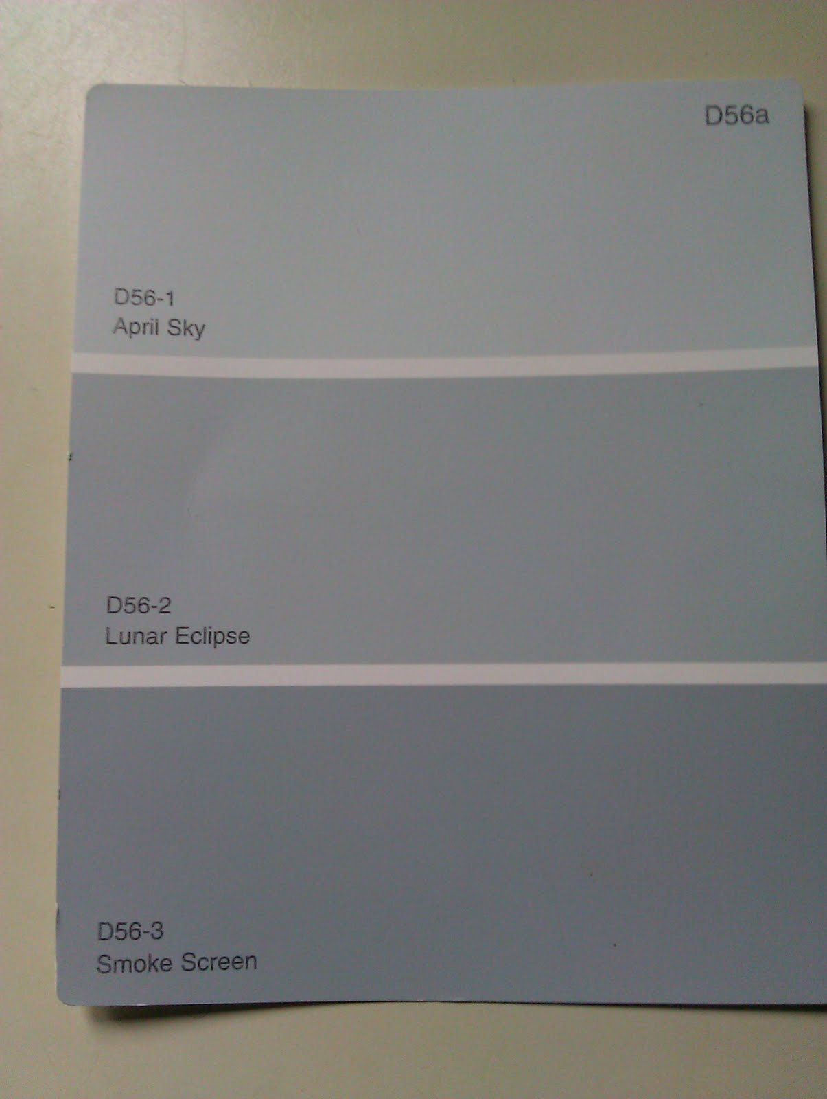 Grey Blue Paint Olympic Paint  Smoke Screen  Paint Ideas For Inside The House