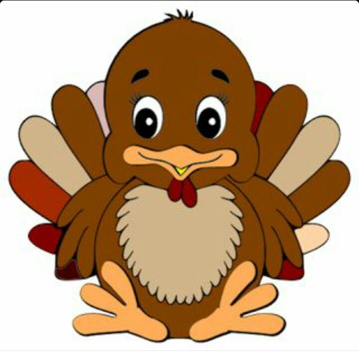 Baby turkey | Thanksgiving clip art, Fall clip art