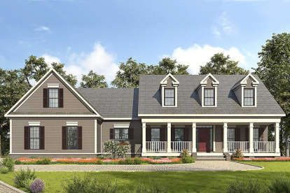 Country House Plan 9401