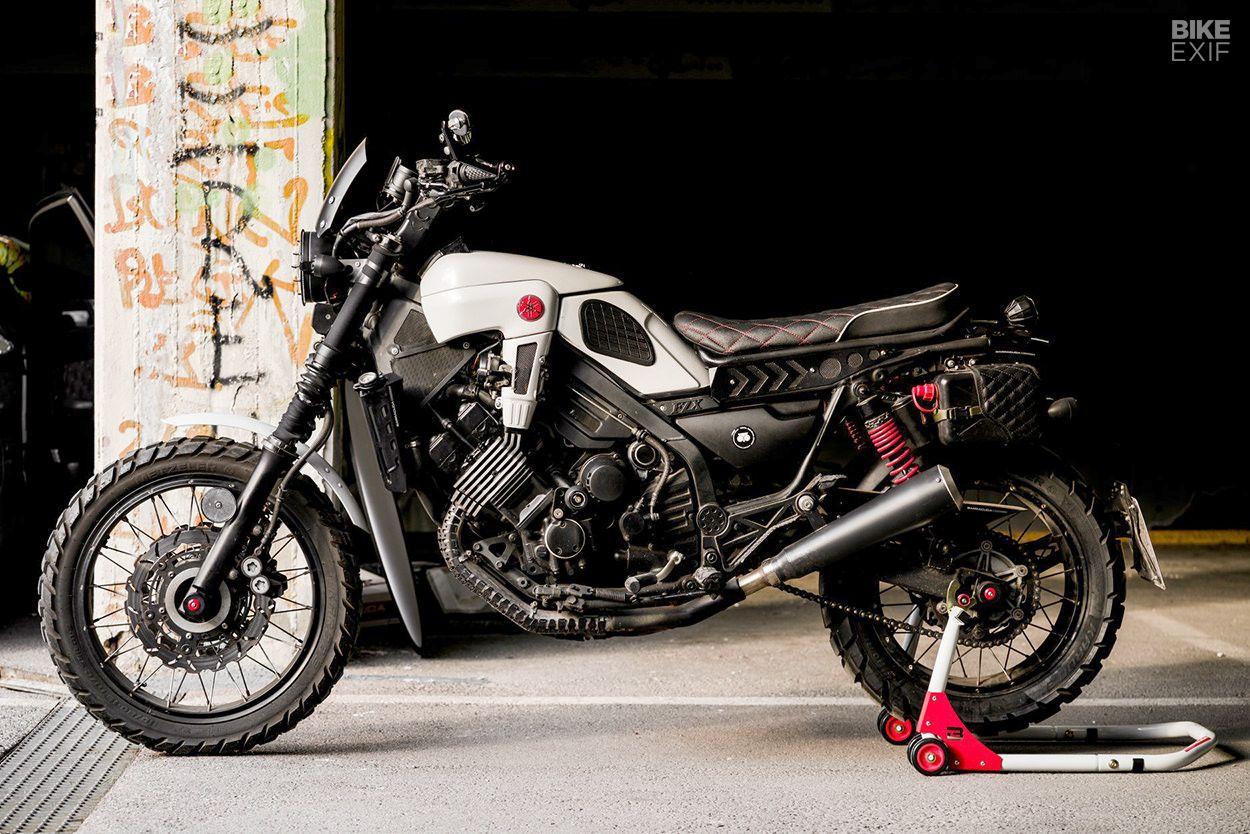 Custom Bikes Of The Week 1 March 2020 Custom Bikes Bike Standard Motorcycle [ 834 x 1250 Pixel ]