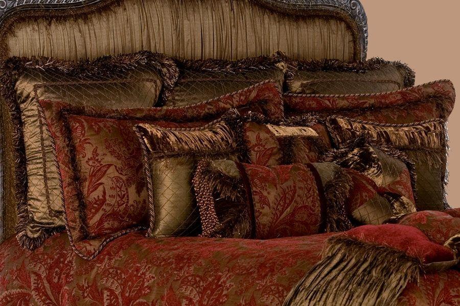 Bernadette Livingston Bedding Tuscan bedroom decor Pinterest
