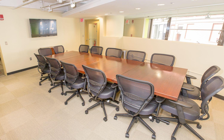 Conference Room @ Cafe de Boston