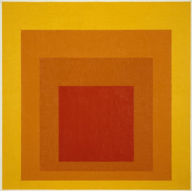 Homage to the Square - Josef Albers Art Experience NYC www ...