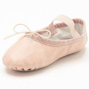 FLO Leather Ballet Slippers   Ballet