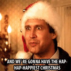 "Christmas Vacation Quotes Christmas Vacation 1989 ""And We're Gonna Have The Haphaphappiest"