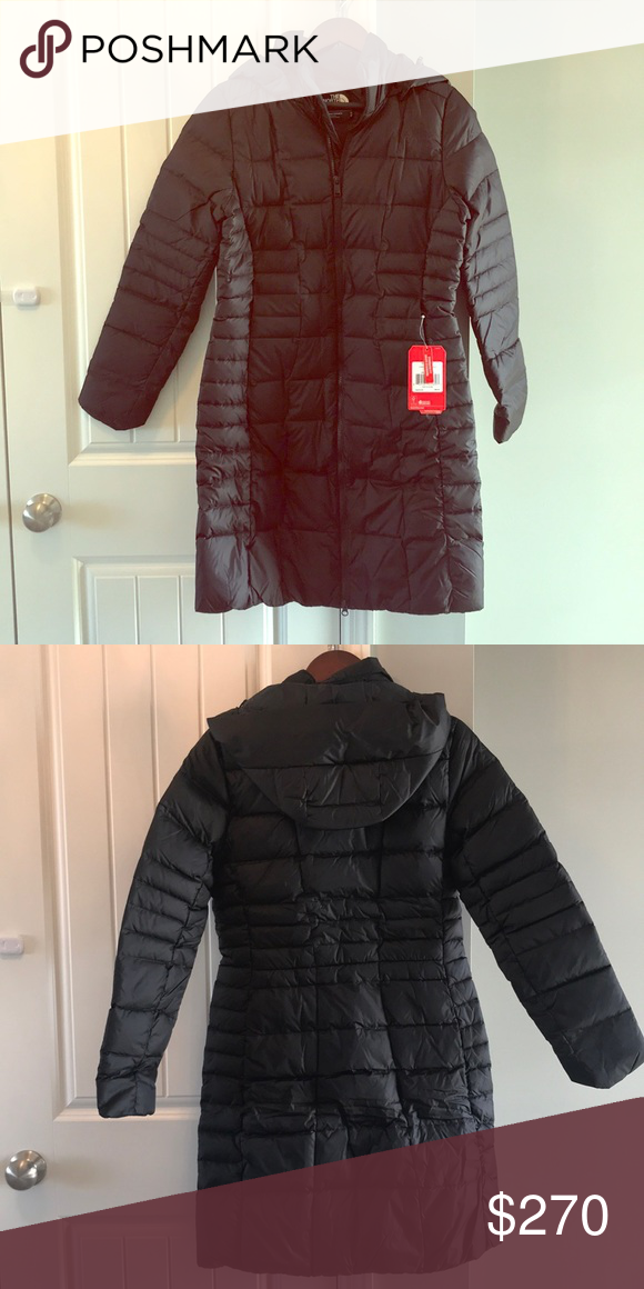 The North Face Metropolis Parka Never Worn Still Has Tags