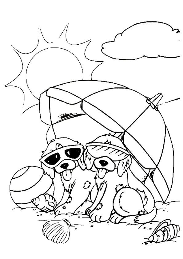 Print Coloring Image Momjunction Puppy Coloring Pages Animal Coloring Pages Cute Coloring Pages
