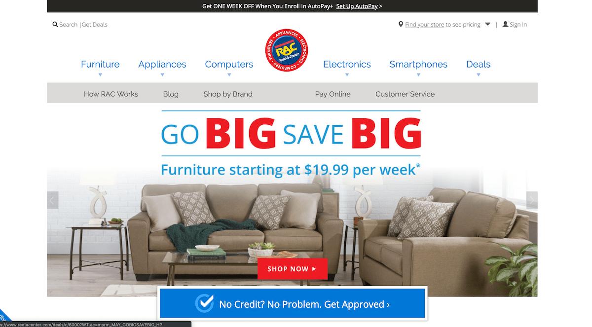 The 6 Best Furniture Rental Companies Apartmentguide Com Rental Furniture Furniture Cool Furniture