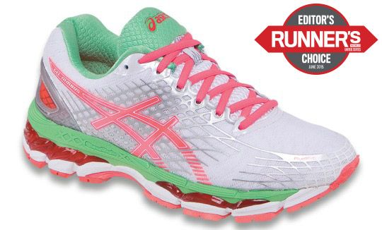 quality design 14864 5904e GEL-Nimbus 17 named Shoe of the Year by the Independent ...