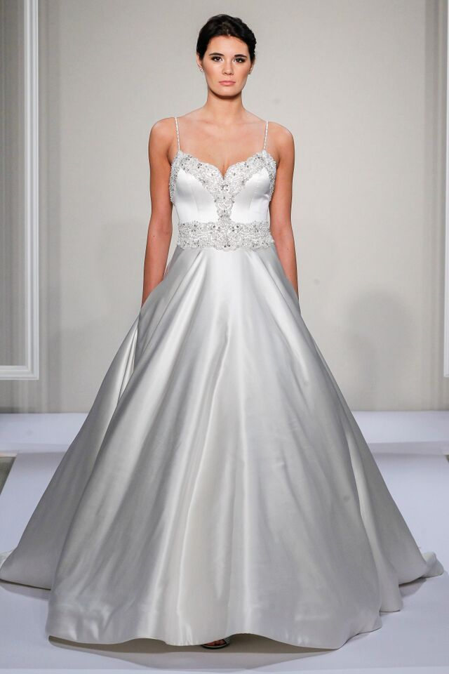 b6baec16fdfa Dennis Basso ball gown | New Kleinfeld Bridal Dresses | Wedding ...