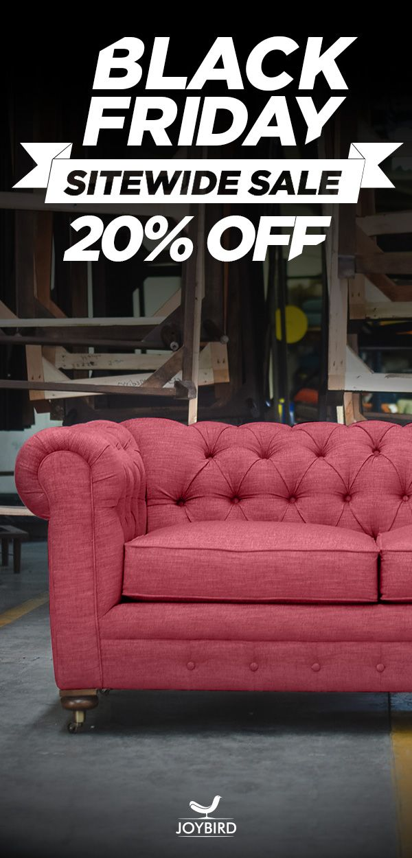 Make A Statement With Iconic Mid Century Modern Furniture From Joybird.  Enjoy Free In