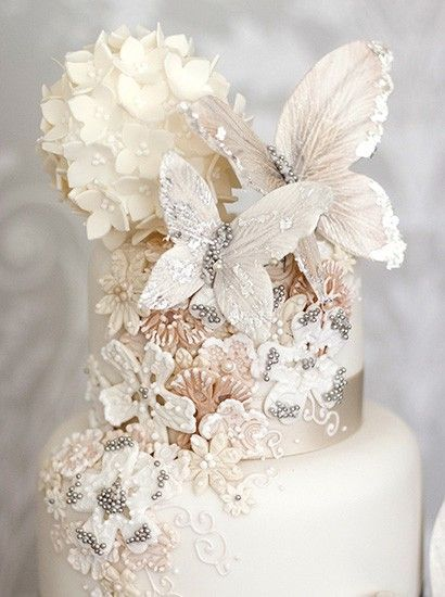 Butterflies  Lace   Fondant     Impossibly Beautiful     Butterflies  Lace   Fondant