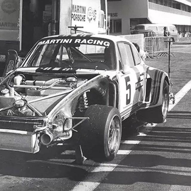 Porsche 935 Early season configuration in testing