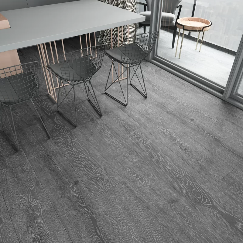 Augustus 8 X 73 X 12mm Oak Laminate Flooring In 2020 Oak Laminate Flooring Oak Laminate Wood Floors Wide Plank