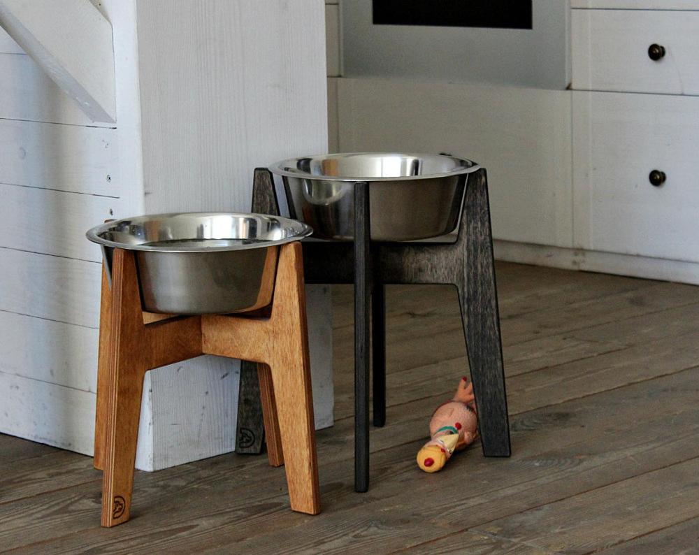 Extra Dog bowls 2800 ml – Elevated Single bowl stand 9 8 11 8 13 8 inch dog bowls raised dog feeder big dog bowls tall dog