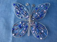 motýlik - brošňa