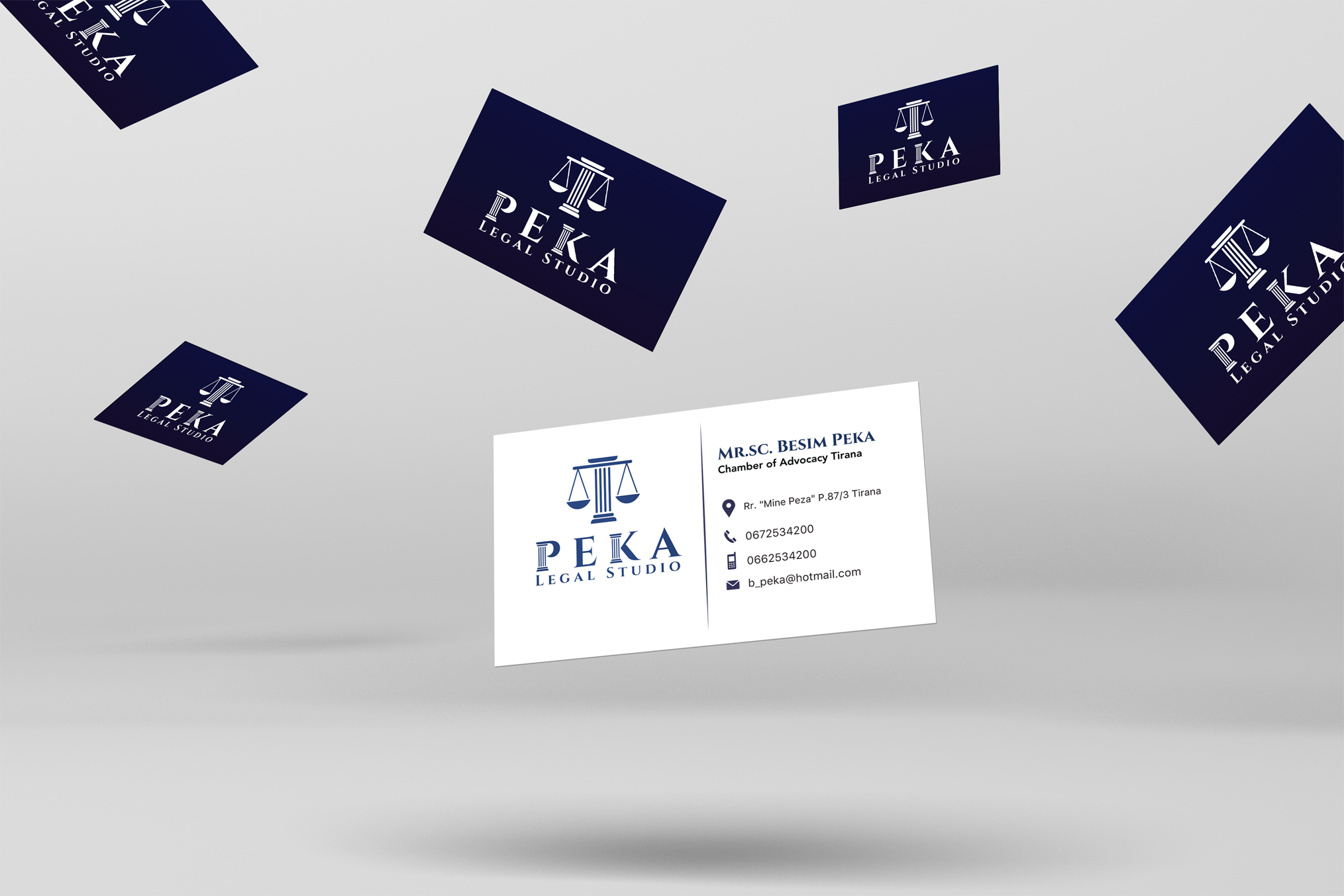 Do a logo for legal, lawyer, attorney and law firm business