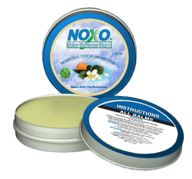 GAGGING ODORS, NOXIOUS ODORS, ODOR INHIBITOR, FIRST