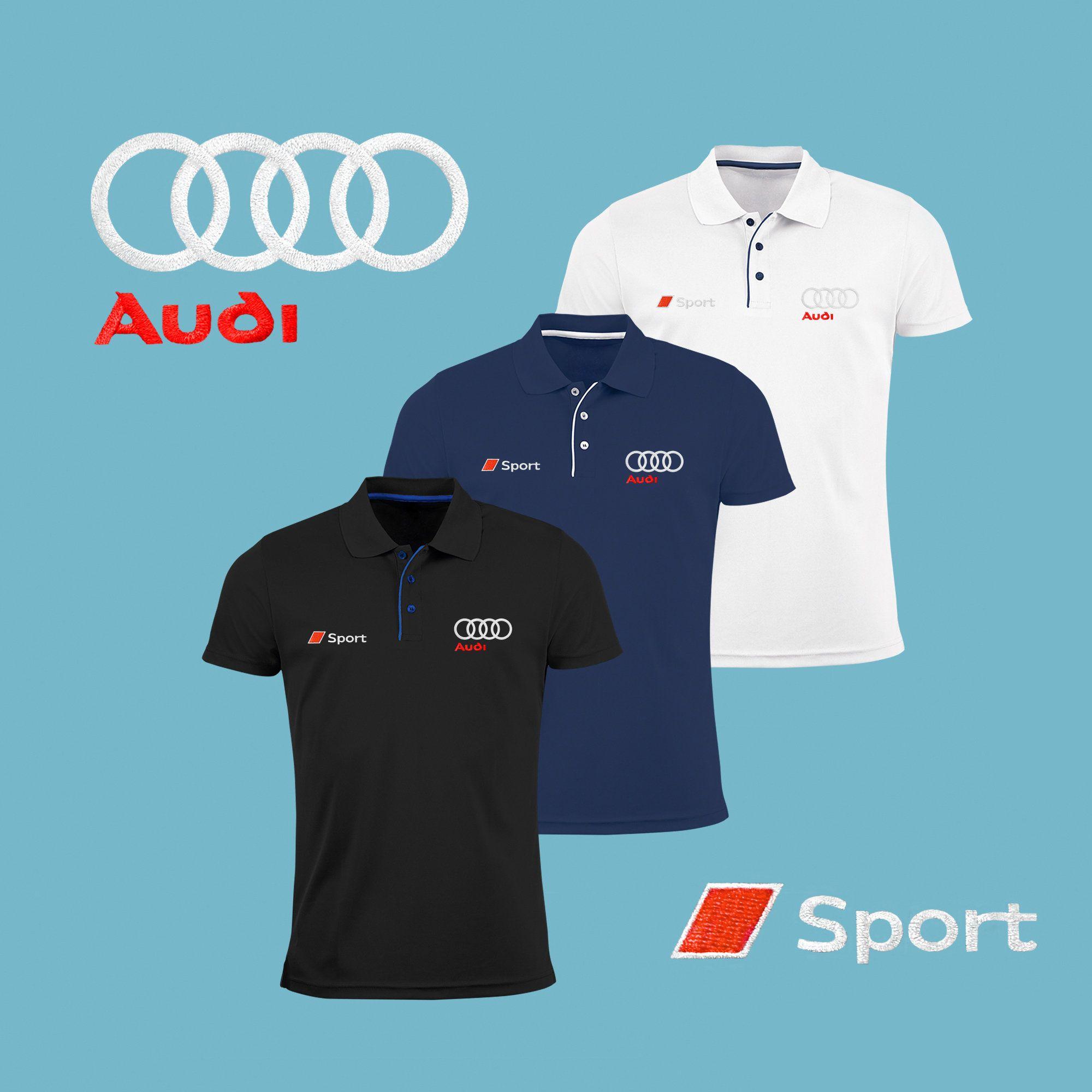 ddd613bfe Audi Sport Polo Shirt EMBROIDERED #mensfashion #menswear #menstyle  #mensfashion_guide #tshirt #poloshirt #embroidery #autologo #giftideas  #gifts ...