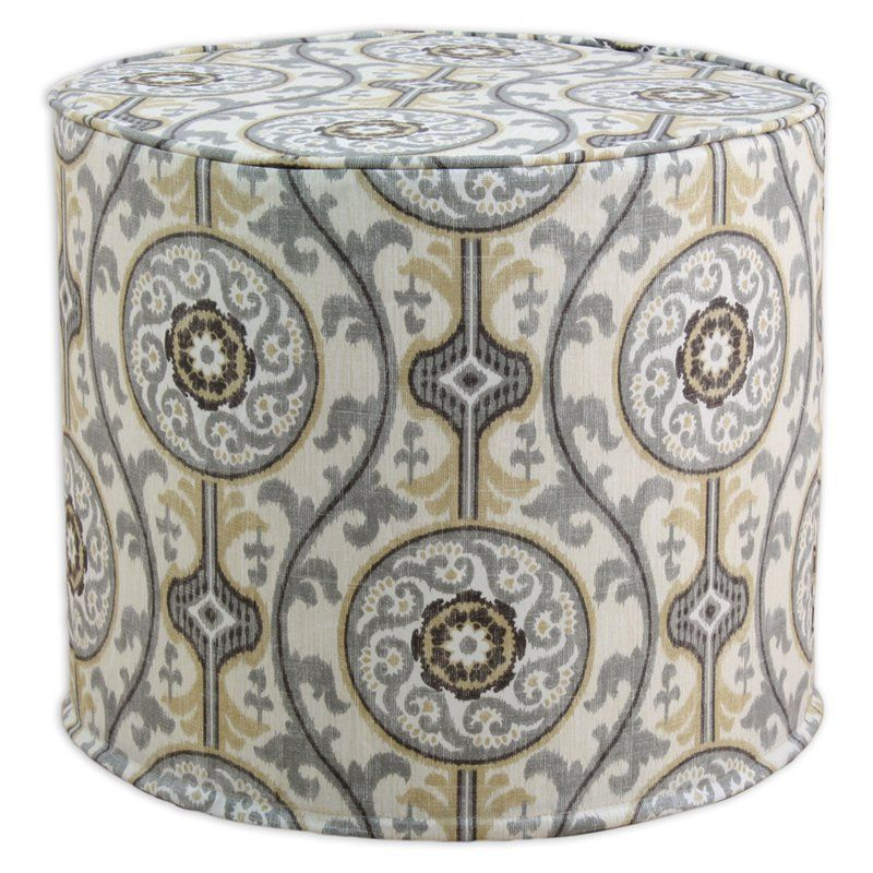 Brite Ideas Decorating Oh Suzani Pouf Ottoman | From Hayneedle.com