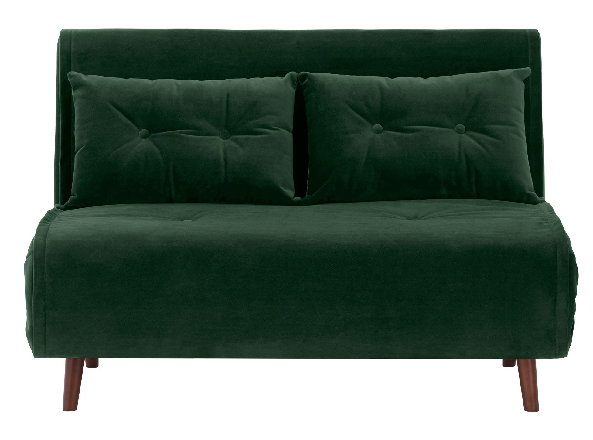Magnificent Made Pine Green Velvet Sofa Bed Ldn Flat In 2019 Sofa Machost Co Dining Chair Design Ideas Machostcouk
