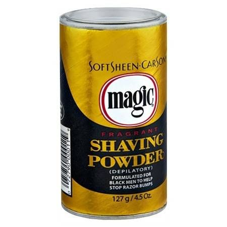 Magic Shave Shaving Powder Depilatory Fragrant With Images