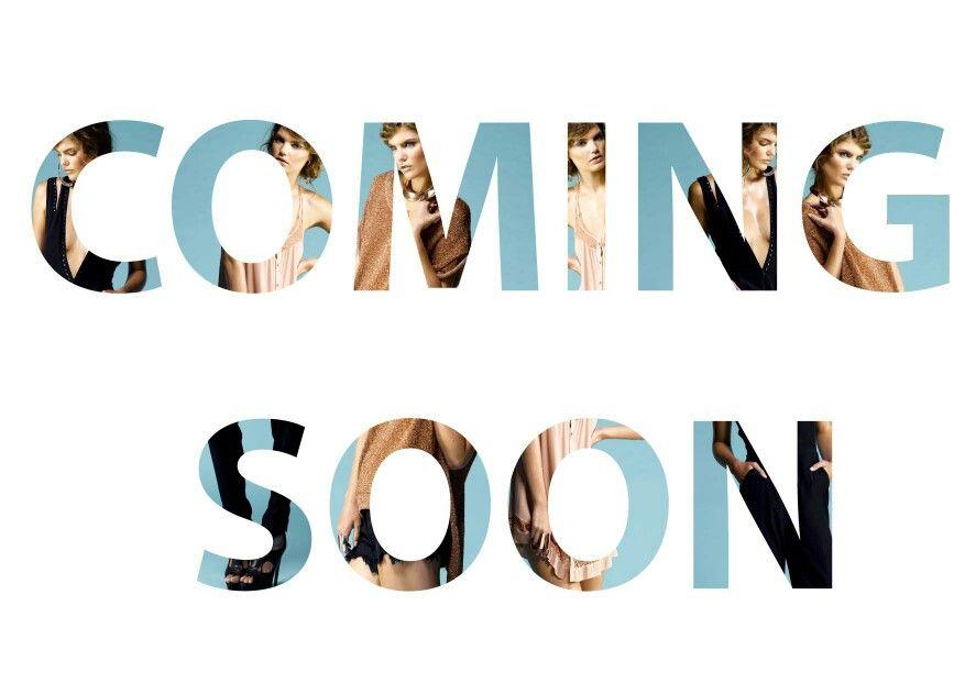 Coming soon Luz karime molina | Desain grafis, Desain logo ...
