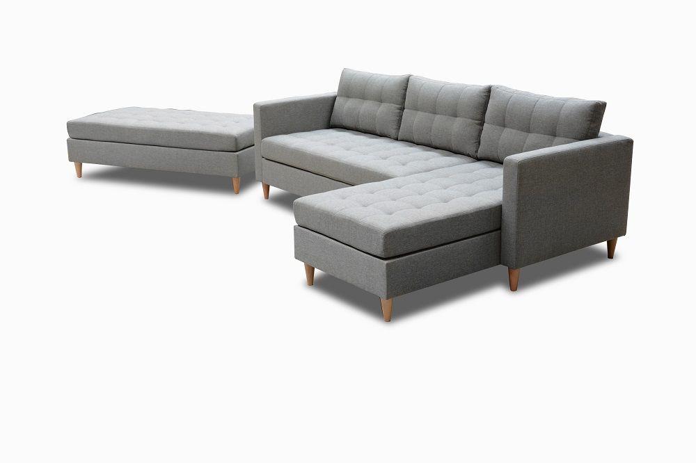 Wygodny Naroznik Quest Z Pufa Otwierana 6592712714 Oficjalne Archiwum Allegro Sectional Couch Furniture Couch