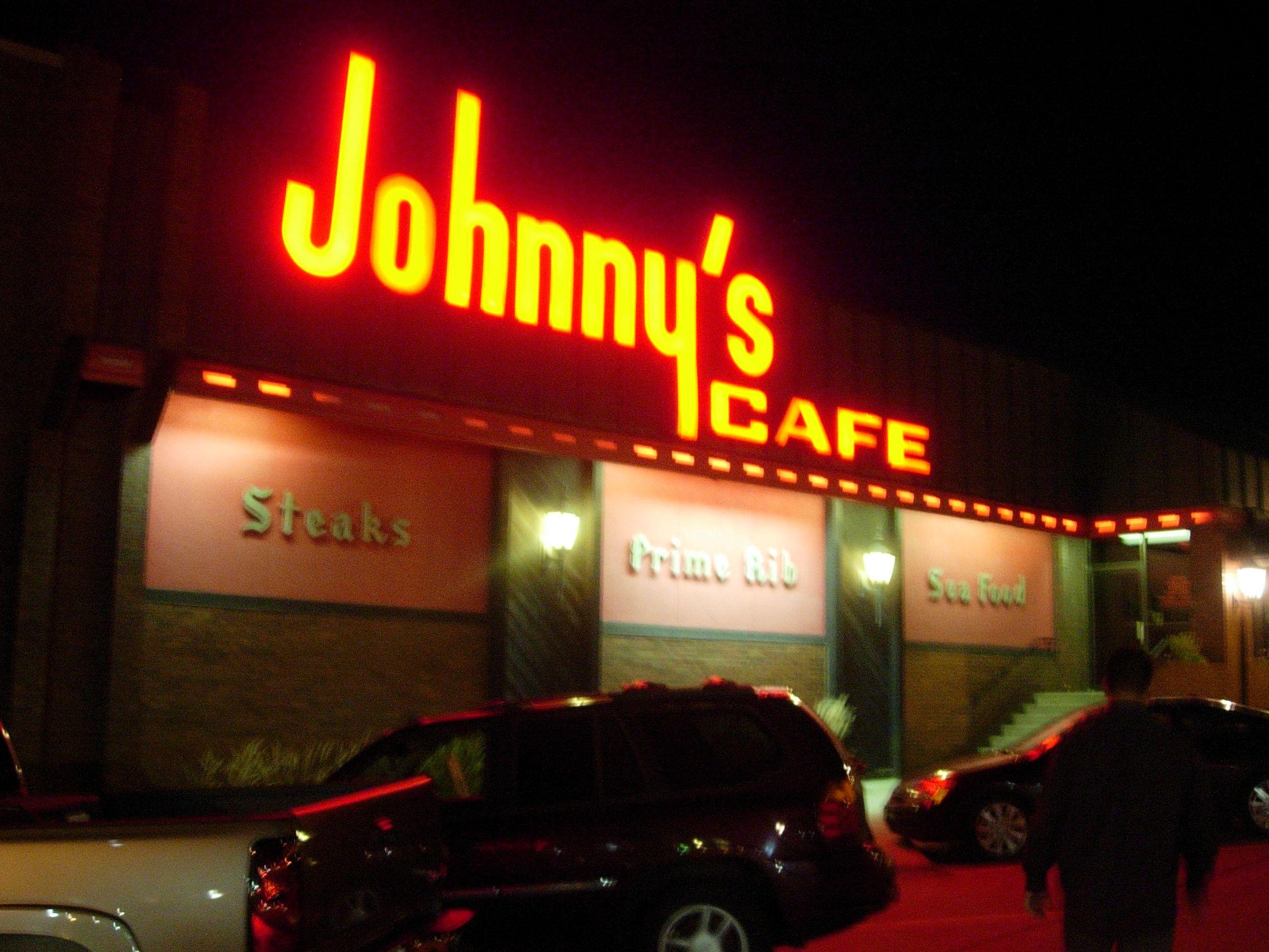 Johnny S Cafe 4702 South 27th Street Stockyards Omaha Nebraska Original Omaha Steakhouse Established 1922 Travel Nebraska Omaha Nebraska Nebraska
