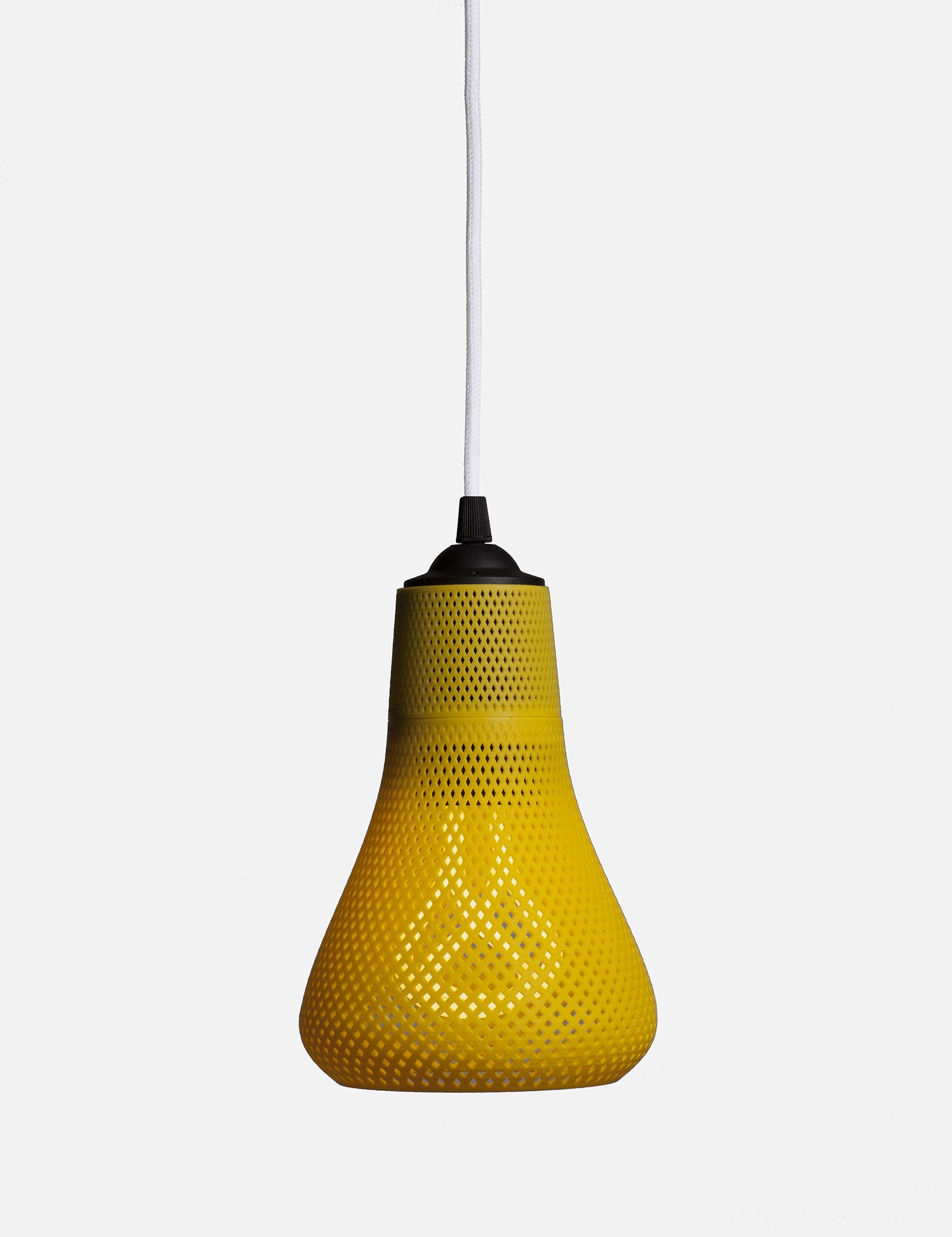 Kayan 3d Printed Lamp Shade Formaliz3d With Baby Plumen Bulb Plumen Bulb Plumen Lamp