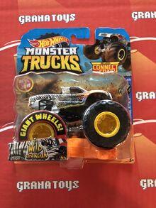 List Of 2019 Hot Wheels Monster Trucks Monster Trucks Wiki Fandom In 2020 Hot Wheels Monster Truck Toys Monster Trucks