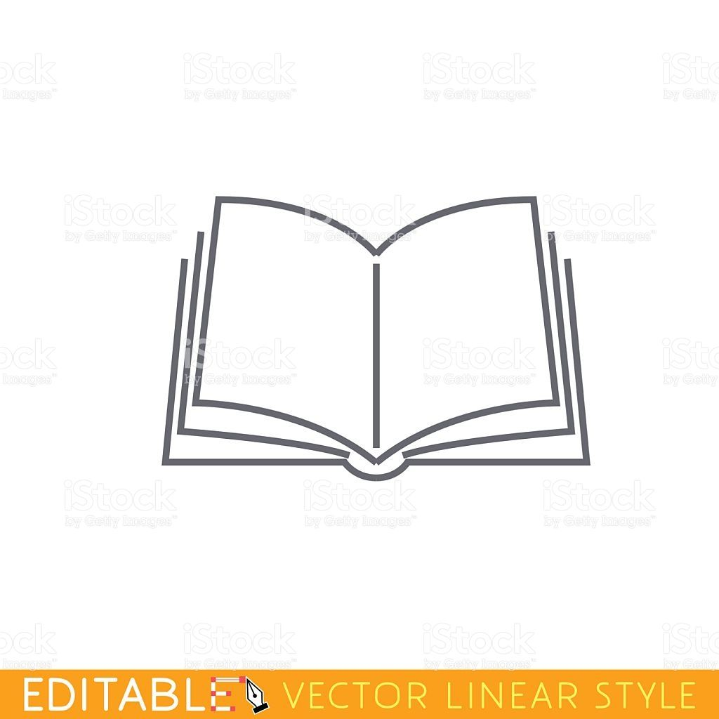 How To Draw A Open Book Open Book Drawing Outline Clipart Photo How To Draw A Open Book Open Book Drawing Outline Cli Book Drawing Open Book Drawing Open Book