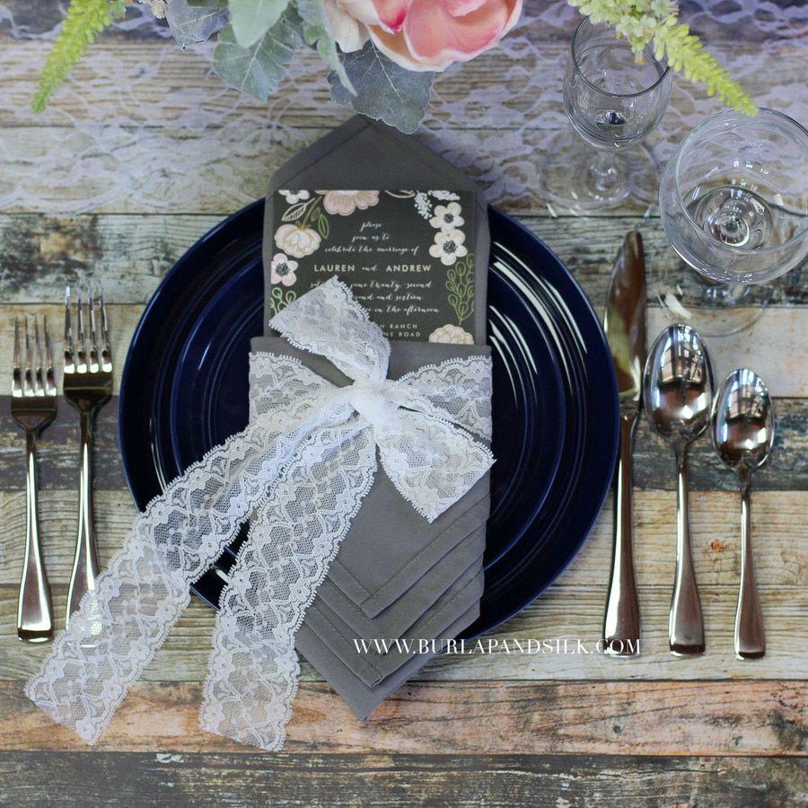 Navy Blue And Gray Weddings Wedding Table Linens Table Numbers Wedding Rustic Wedding Table