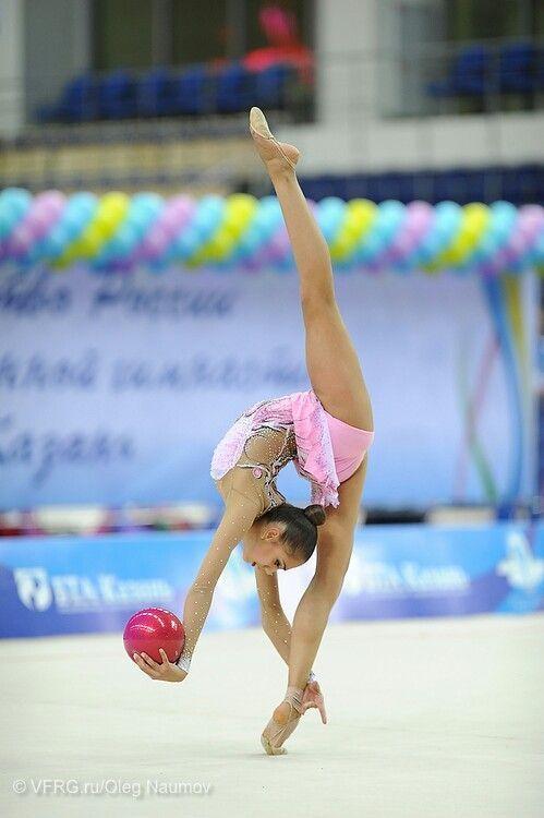Margarita MAMUN (RUS) Ball