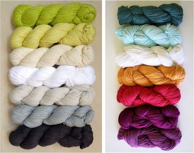 Pretty Pretty Mantas Tejidas Combinacion De Colores Paletas De Colores