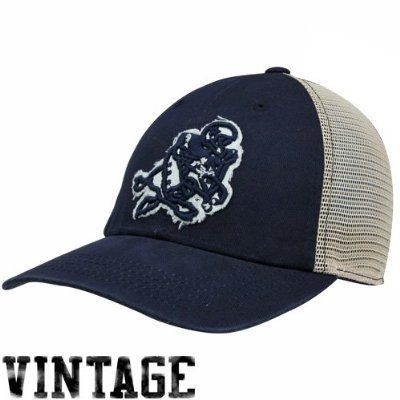 3e9f9eef7 NFL Dallas Cowboys Hanford Adjustable Hat - Navy Blue Cream by Dallas  Cowboys Merch.