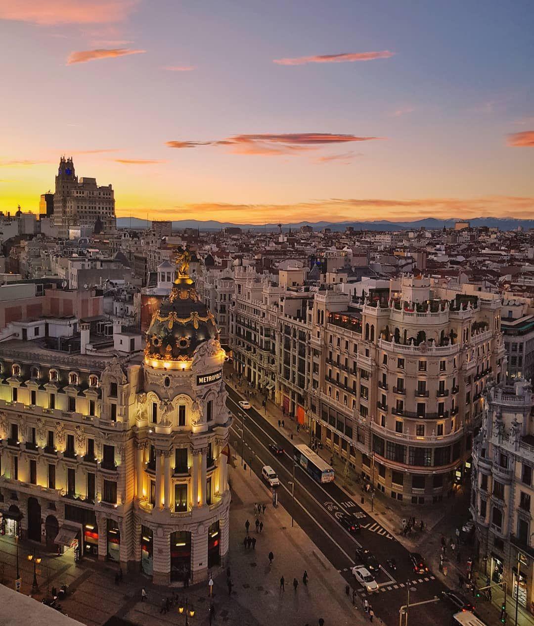 Nos Vuelve Locos El Centro De Madrid Te Recomendamos Ir A