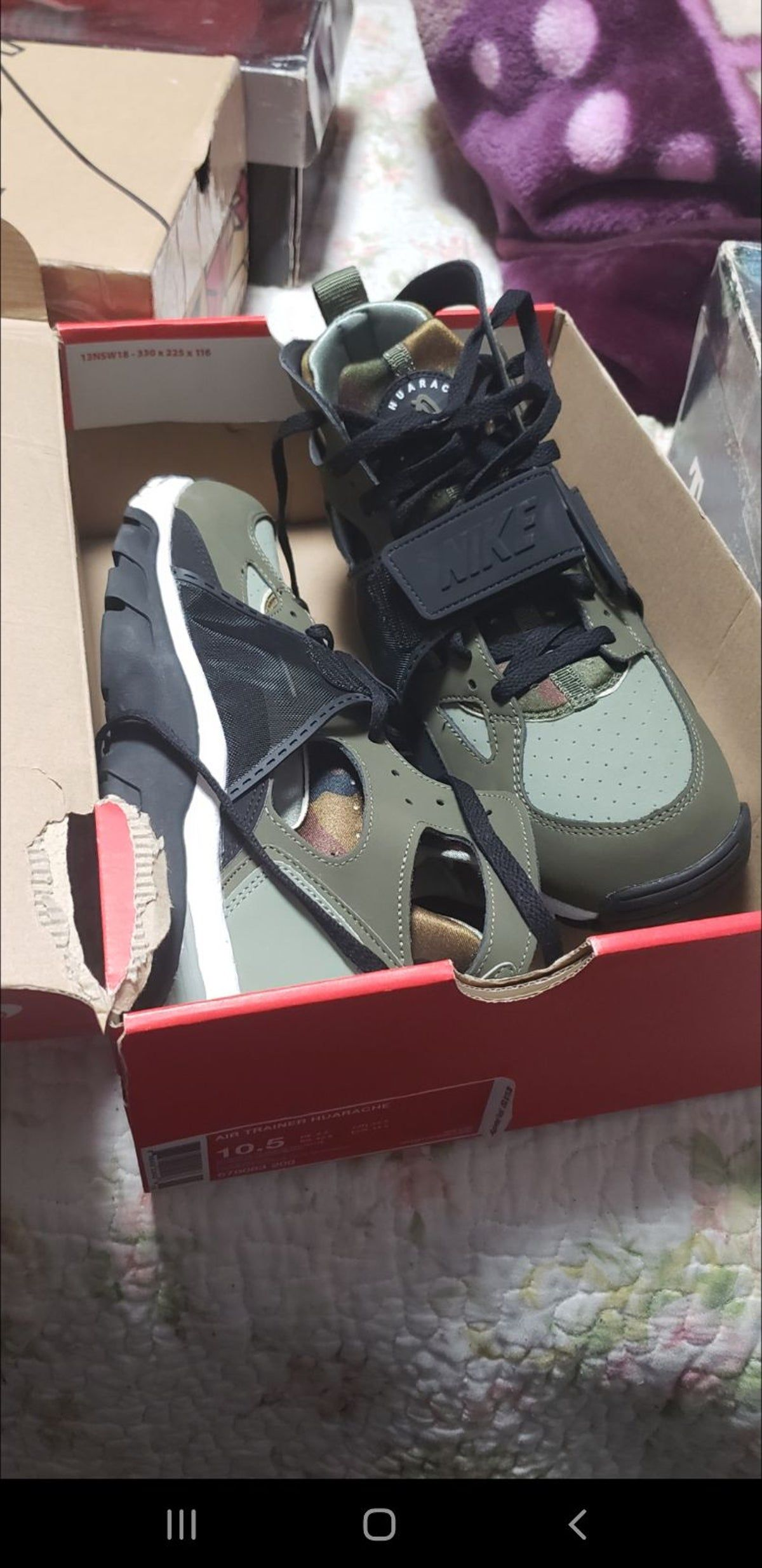 Nike, Nike air shoes