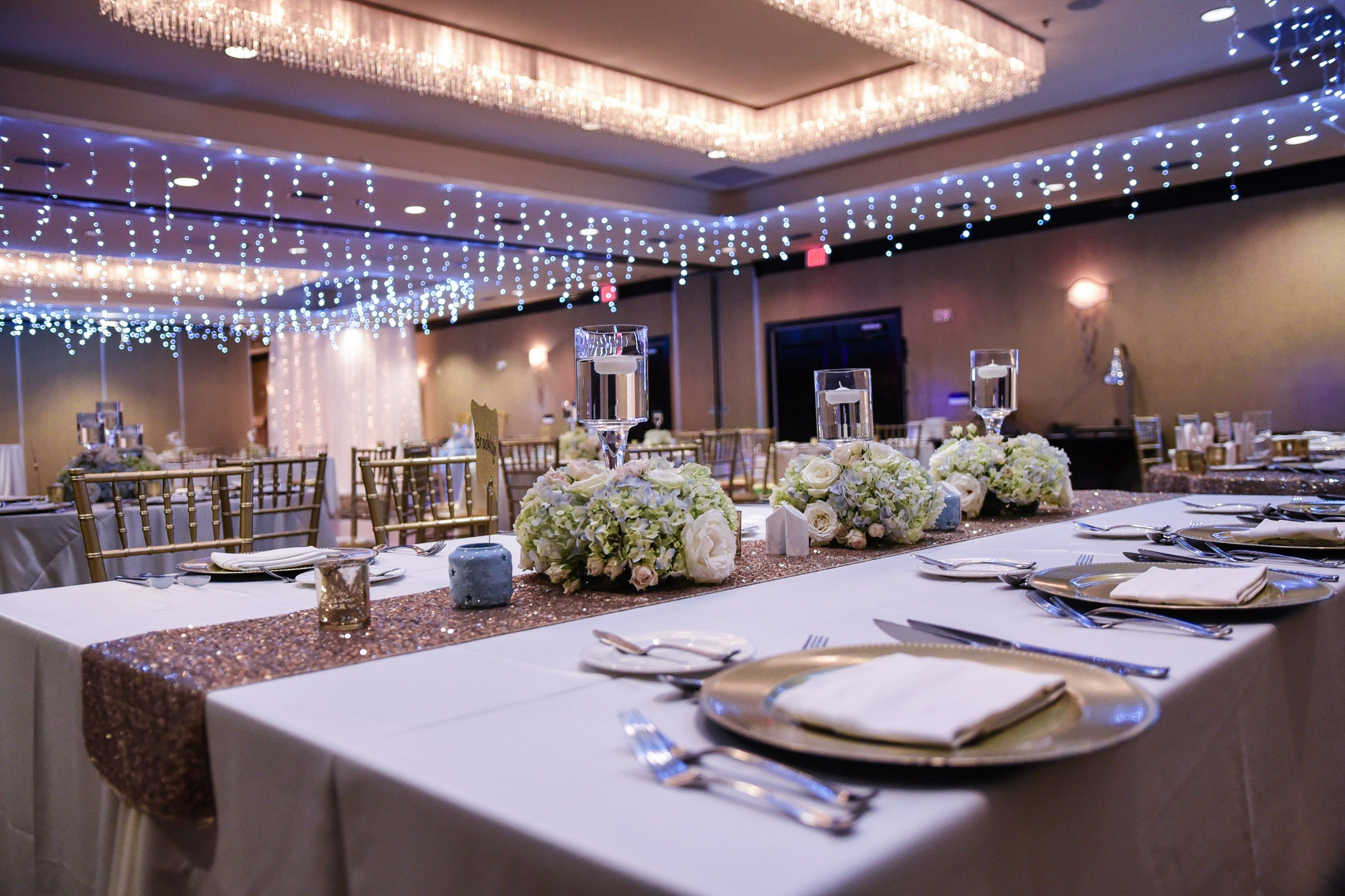 Wedding Reception At One Ocean Resort In Jacksonville Fl Decor Als Decorations