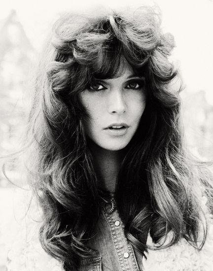 women 1970s hairstyles